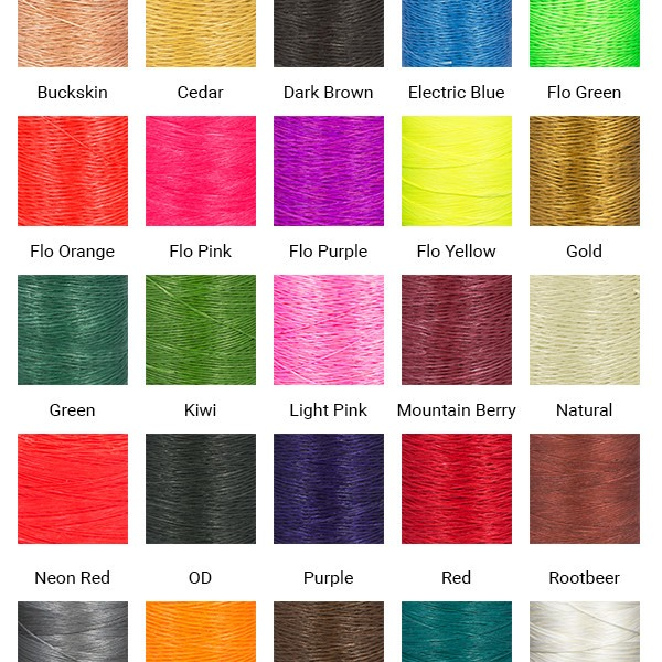 ProLine BowStrings Custom Colors - Serving Colors Modal Only