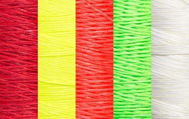 Colorful Bowstrings from Archery Company